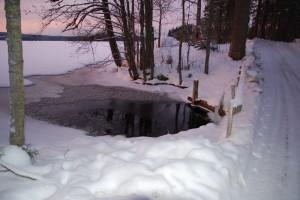 Ojajärven pato