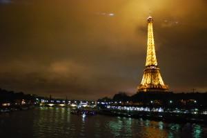 Seine ja Eiffel-torni