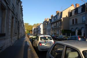 Sunnuntaiaamu  Orléansissa