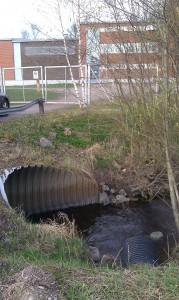 Herajoen vedenottamolla